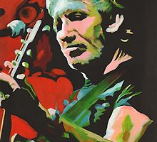 Roger Waters. Breaking the Wall  by ArtspaceTF