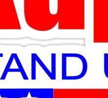 Kap Stand Up Sticker