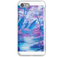 Vivid Color Imaginary Landscape iPhone Case/Skin