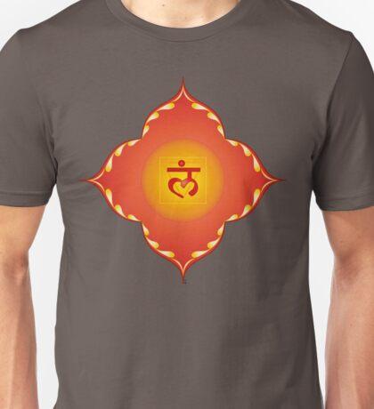 Muladhara chakra Unisex T-Shirt