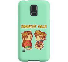 Flower Power Pines Twins Samsung Galaxy Case/Skin