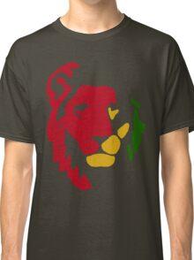 Lion Rasta Reggae Classic T-Shirt