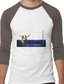 La La Land Men's Baseball ¾ T-Shirt