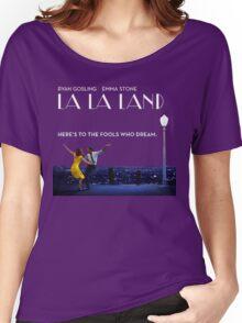 La La Land Women's Relaxed Fit T-Shirt
