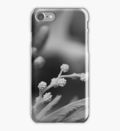 Macro blossoms iPhone Case/Skin