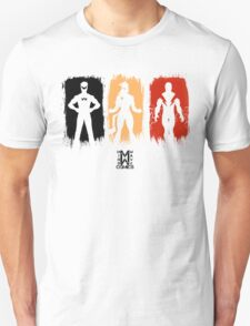 MIND WAVE TRIO Unisex T-Shirt