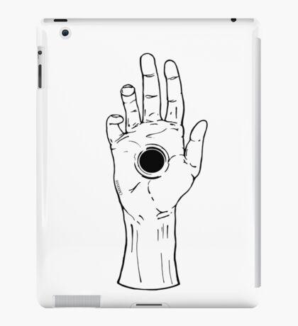 Faith on lock iPad Case/Skin