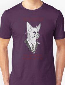 Tables - Gray Unisex T-Shirt