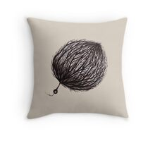 Purkinje Tumbleweed Throw Pillow