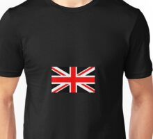 Red White and Black  Unisex T-Shirt