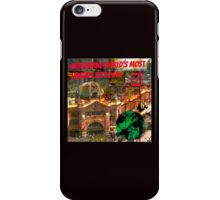 MELBOURNE THE WORLD LOVE YOU. iPhone Case/Skin
