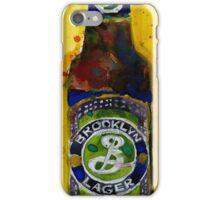 Brooklyn Lager - Brooklyn Brewery iPhone Case/Skin