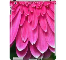 Hot pink gerbera iPad Case/Skin