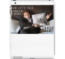 James Leary - Trash Talk iPad Case/Skin