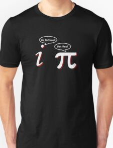 Be Rational Get Real Funny Math Tee Pi Nerd Nerdy Geek T-Shirt