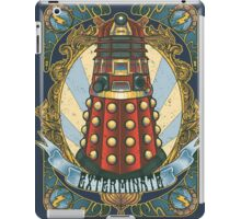 Dalek New-Nouveau iPad Case/Skin