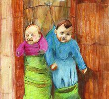 Babies for Sale- Colour by Kyleacharisse