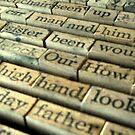 """ Old Stamping Kit "" by waddleudo"