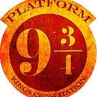 platform 9 3/4 by rzag
