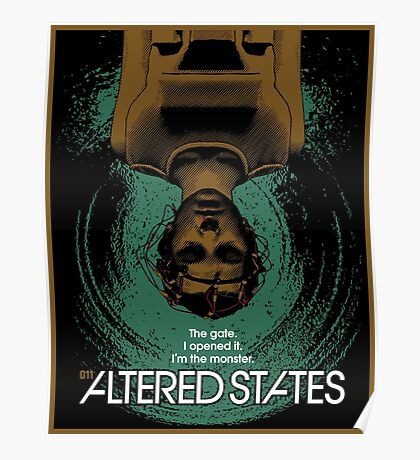 Altered State Eleven Poster