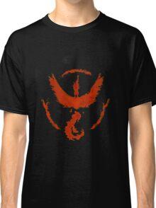 Team Valor: Fire Classic T-Shirt