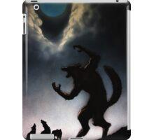 Skinwalker iPad Case/Skin