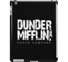 DUNDER MIFFLIN Funny Humor iPad Case/Skin