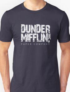 DUNDER MIFFLIN Funny Humor T-Shirt