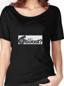 got boost? Women's Relaxed Fit T-Shirt