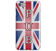 Union Pub iPhone Case/Skin