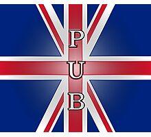 Union Pub Photographic Print