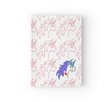 Even Unicorns Want to Stand Out Hardcover Journal