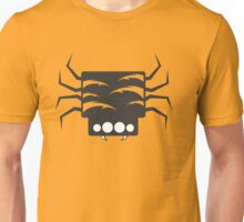 Dangling Spider Unisex T-Shirt