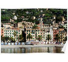 Rapallo, Italy Poster