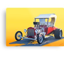 1923 Ford Model T Roadster Metal Print