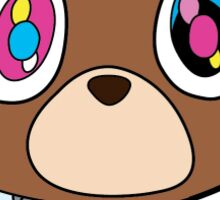 Kanye West Bear Design Yeezy Sticker