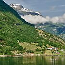 Exploring Norway by Gerda Grice