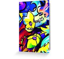 Monster Love Greeting Card
