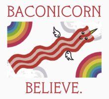 Baconicorn 2 One Piece - Short Sleeve