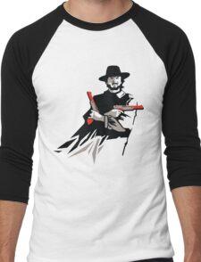 Light Gun Eastwood Men's Baseball ¾ T-Shirt