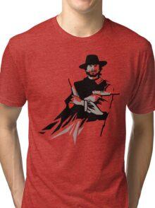 Light Gun Eastwood Tri-blend T-Shirt
