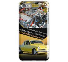 1953 Studebaker Commander 'Hemified' iPhone Case/Skin