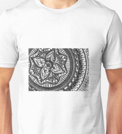 Concentric Circles Unisex T-Shirt