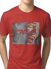 P?  Tri-blend T-Shirt