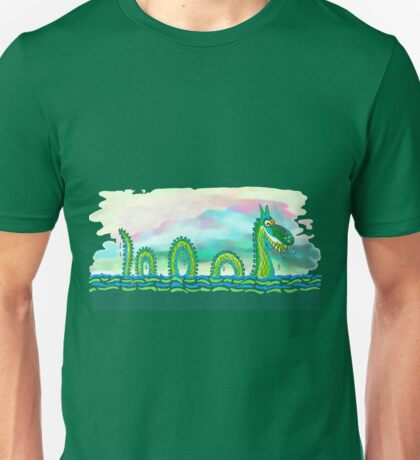 Nosey Nessie Unisex T-Shirt