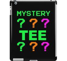 Mystery Tee, Random, Funny iPad Case/Skin