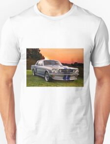 1965 Ford Mustang GT Coupe Unisex T-Shirt