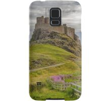 The Castle  Holy Island Samsung Galaxy Case/Skin