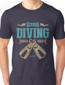 Scuba Diving Unisex T-Shirt