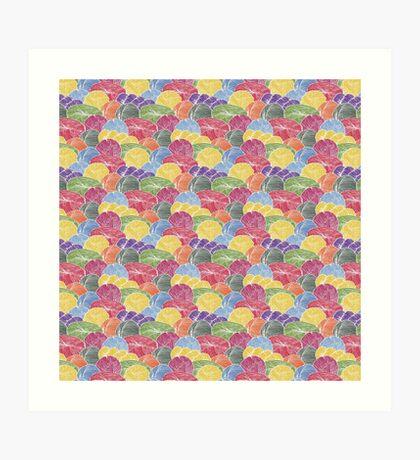Knit! Knit! Knit! Vol.2 Art Print